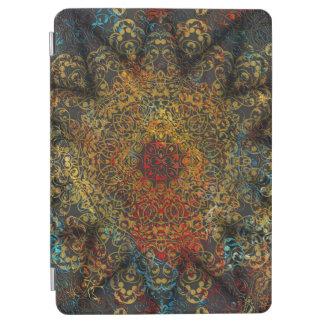 mandala love iPad air cover