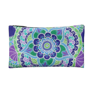 Mandala Makeup Bag