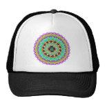 Mandala - mesh hat