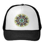 Mandala - mesh hats