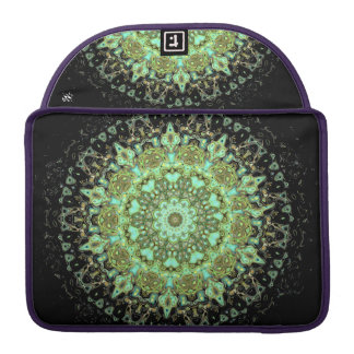 Mandala monsters sleeve for MacBook pro