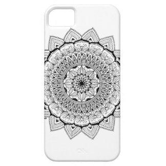 Mandala N°1 iPhone 5 Cover