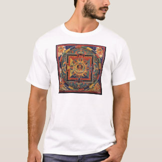 Mandala of Amitayus. 19th century Tibetan school T-Shirt