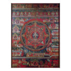 Mandala of Amoghapasa Poster