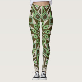 Mandala of fashion leggings