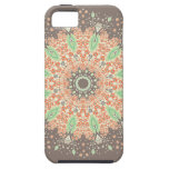 Mandala of Growth iPhone 5 Covers
