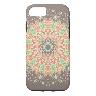 Mandala of Growth iPhone 8/7 Case