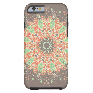 Mandala of Growth Tough iPhone 6 Case