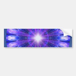 Mandala of Intuition Bumper Sticker
