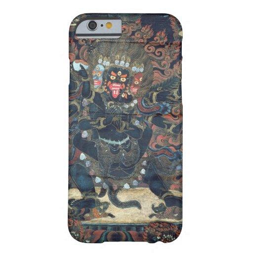 Mandala (painted parchment) iPhone 6 case