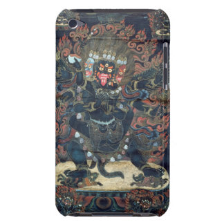 Mandala (painted parchment) barely there iPod case