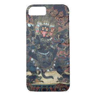 Mandala (painted parchment) iPhone 7 case