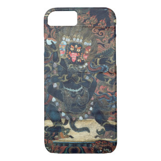 Mandala (painted parchment) iPhone 8/7 case