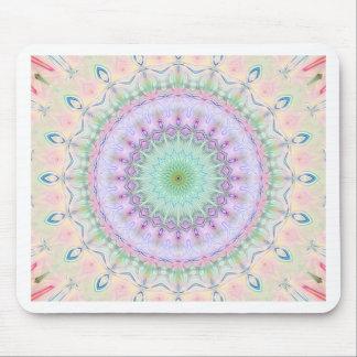 Mandala pastel no 4 by Tutti Mousepads