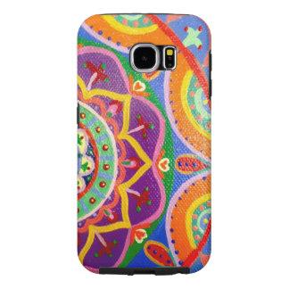 Mandala phone cover samsung galaxy s6 cases