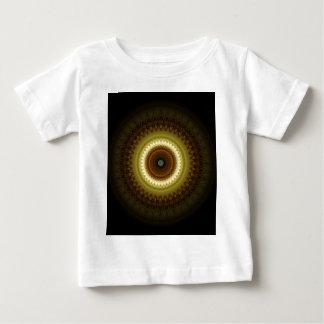 Mandala Place of silence created by Tutti Baby T-Shirt