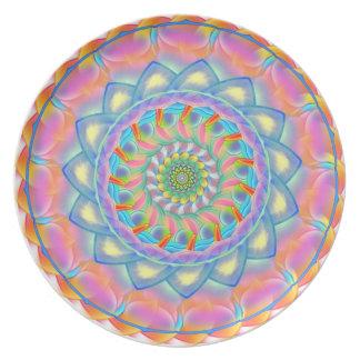Mandala Plate - Distillation
