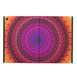 Mandala Print iPad Case