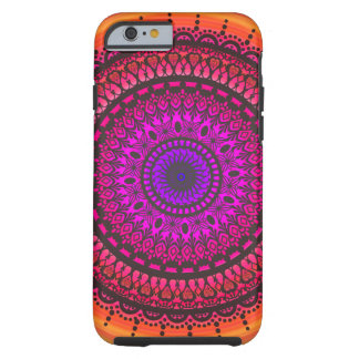 Mandala Print Phone Case