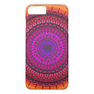 Mandala Print Phone Case