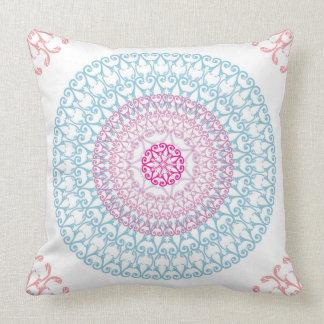 Mandala Seamless Pattern Cushion