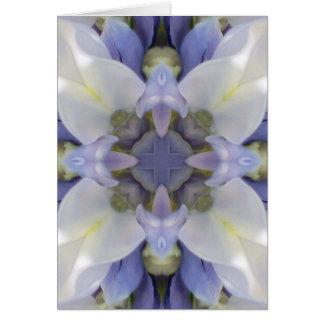 Mandala Series - Fuji 1 Greeting Card