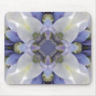Mandala Series - Fuji 1 Mouse Pad