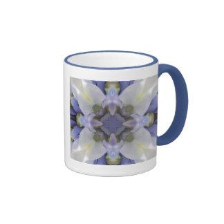 Mandala Series - Fuji 1 Ringer Coffee Mug