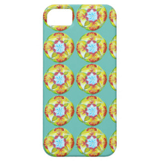 Mandala spring case for SE + iPhone 5/5S