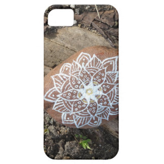 Mandala stone nature iPhone SE + iPhone 5/5S Case