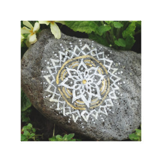Mandala stone poster wall decor