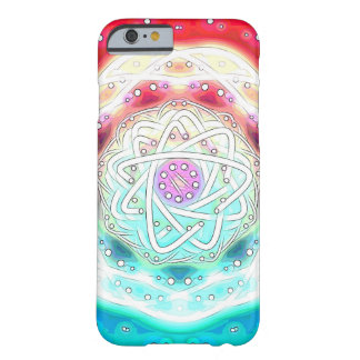 Mandala strength ball of power design barely there iPhone 6 case