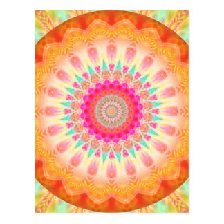 Mandala Swadhisthana designed by Tutti Postcard