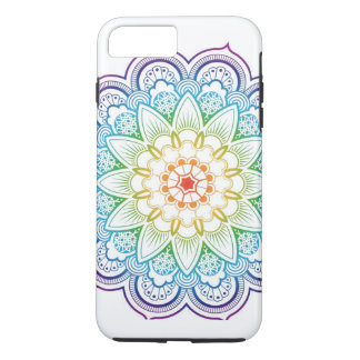 Mandala Tattoo iPhone 7 Plus Case