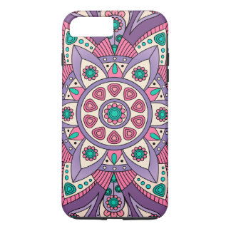 Mandala Tiga Original Purple iPhone 8 Plus/7 Plus Case