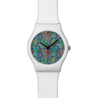 Mandala Time Watch