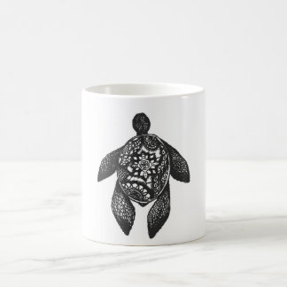 Mandala Turtle Coffee Mug