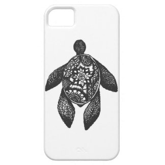 Mandala Turtle iPhone 5 Covers