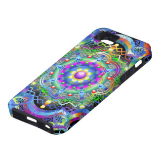 Mandala Universe Colors iPhone 5 Cover