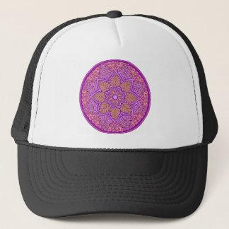 mandalacol trucker hat