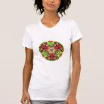 Mandalas Art Tee Shirt