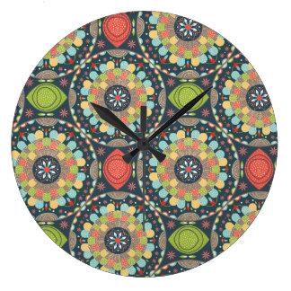 Mandalas Clocks