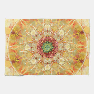Mandalas for Times of Transition 12 Gifts Tea Towel