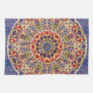 Mandalas for Times of Transition 21 Gifts Tea Towel
