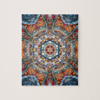 Mandalas from the Heart of Freedom 25 Gifts Jigsaw Puzzle