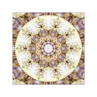 Mandalas from the Heart of Freedom 9 Canvas Print