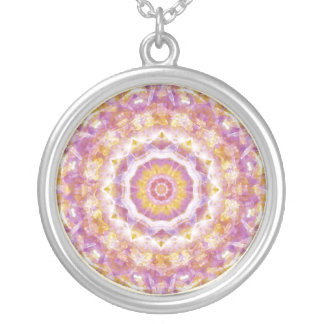 Mandalas from the Heart of Peace, No.4, Necklace