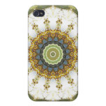 Mandalas from the Heart of Peace, No. 5, iPhone 4 Covers