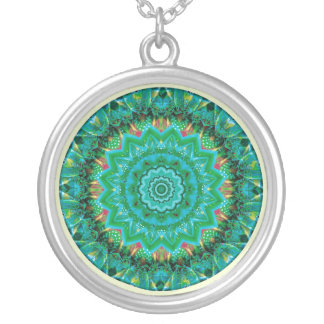 Mandalas from the Heart of Peace, No. 6, Necklace