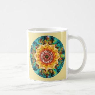 Mandalas from the Heart of Surrender, No. 4, Mug